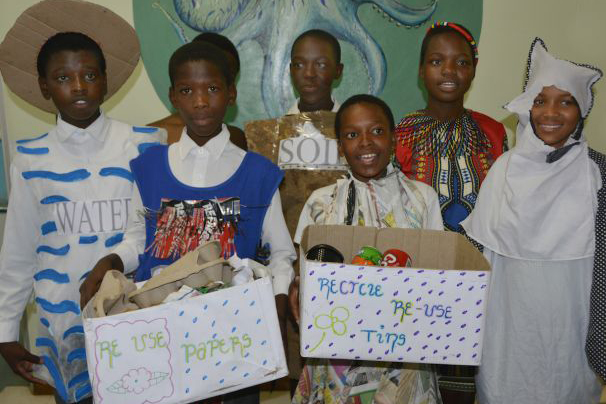 Winners of Outreach Marine Day Competition 2017 Announced - SAAMBR